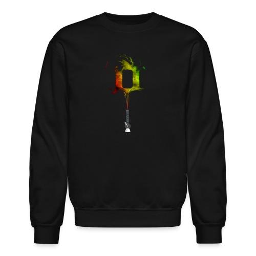Rasta Smoke II Crewneck - Crewneck Sweatshirt