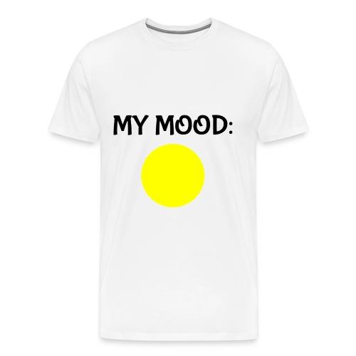 My Mood (Emoticon) Men's Premium - Men's Premium T-Shirt