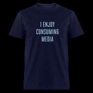 T-Shirts ~ Men's T-Shirt ~ [consuming]