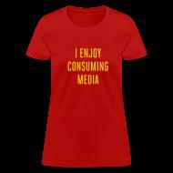 Women's T-Shirts ~ Women's T-Shirt ~ [consuming]