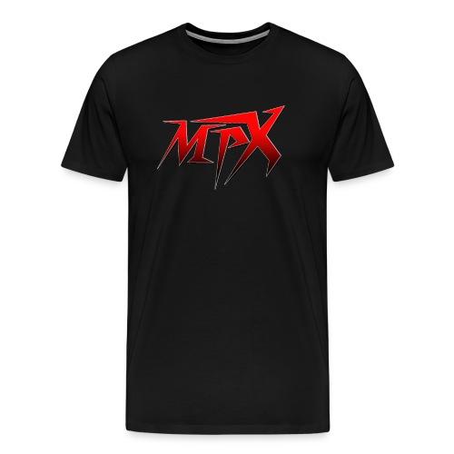MPX red Logo - Men's Premium T-Shirt
