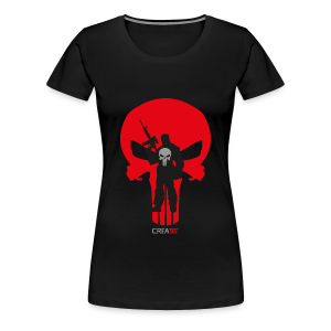 The Punishment! - Women's Premium T-Shirt