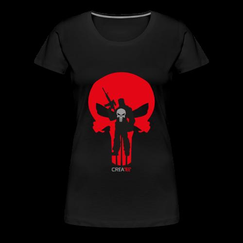 The Punishment! - Women's Premium T-Shirt