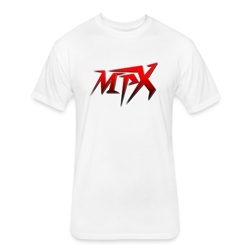 MPX fitted shirt - Fitted Cotton/Poly T-Shirt by Next Level