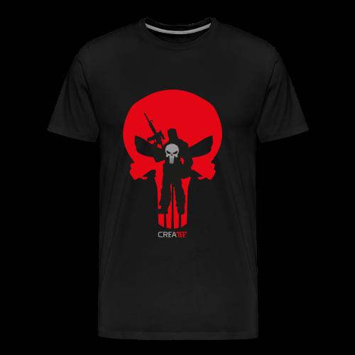 The Punishment! - Men's Premium T-Shirt