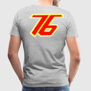 Overwatch - Soldier: 76 Tee - Men's Premium T-Shirt