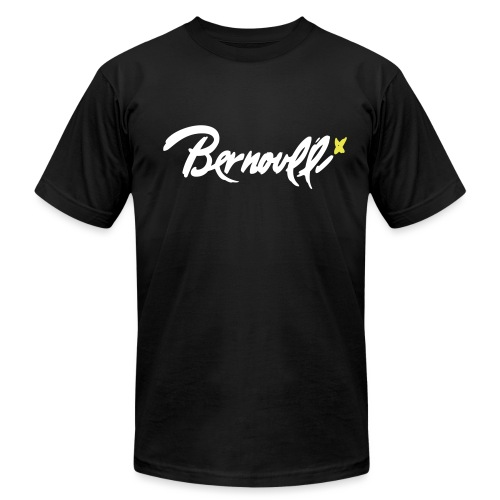 [bernoulli] - Men's T-Shirt by American Apparel