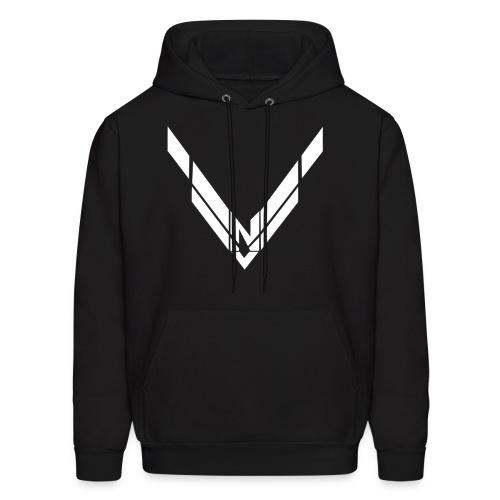 Volk Nation White Logo Hoodie - Men's Hoodie
