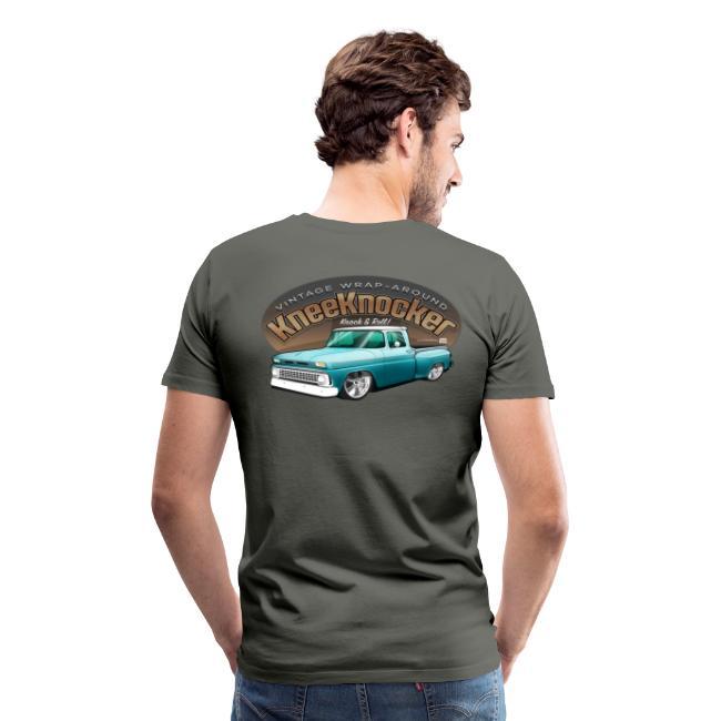 Stepside KneeKnocker Premium T-Shirt (BACK)