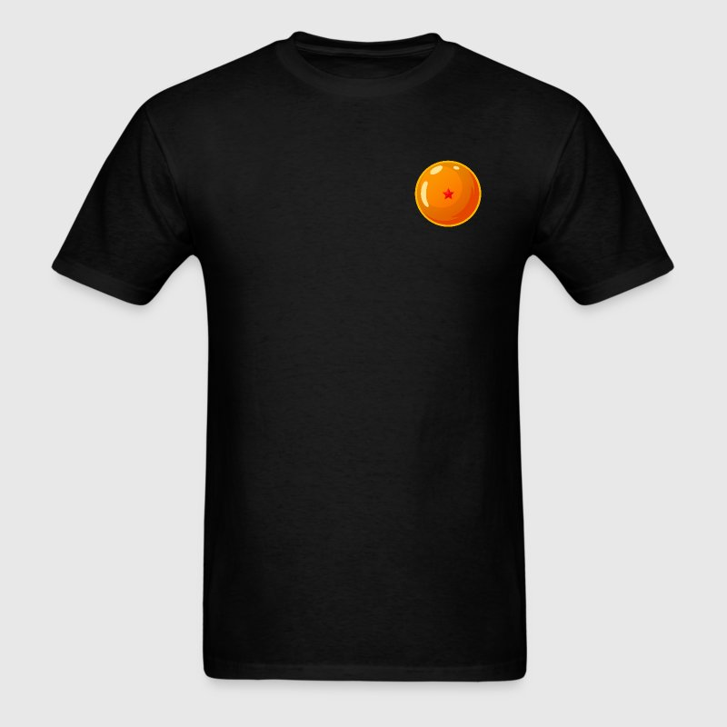 (DB) 1 Star Dragonball T-Shirts - Men's T-Shirt