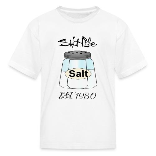 Salt life - Kids' T-Shirt