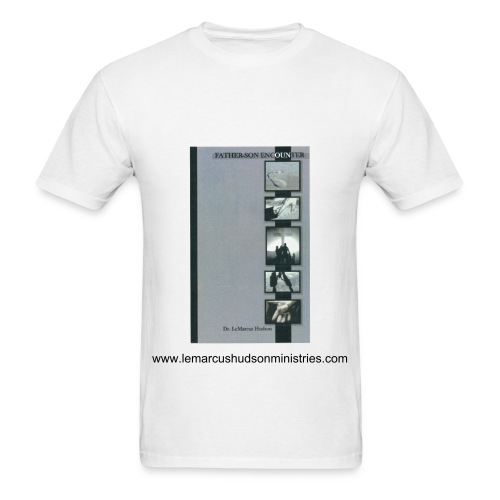 Father Son Encounter Mens Tee - Men's T-Shirt