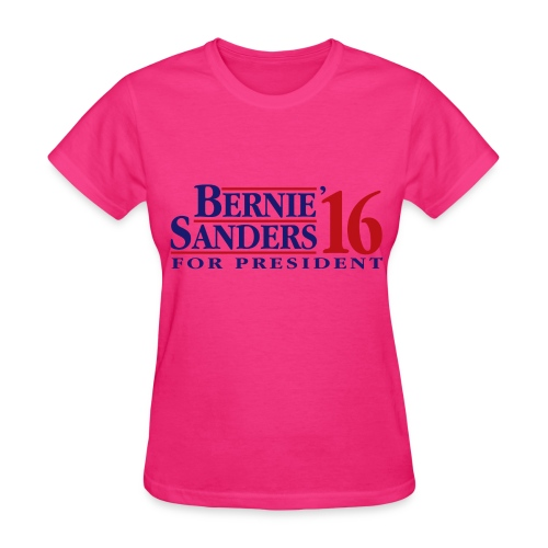 Bernie for President (Women) - Women's T-Shirt