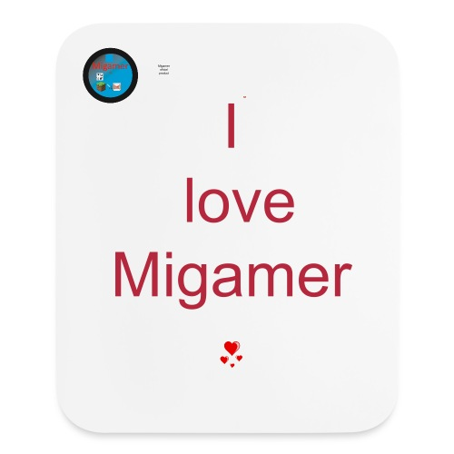 Tapete Rato Migamer - Mouse pad Vertical