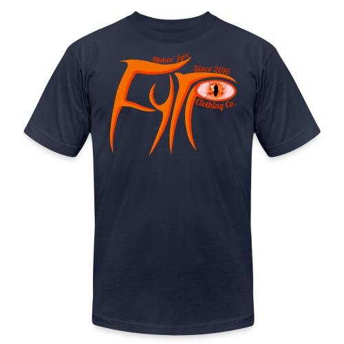 Mens 'The Beast' Premium T-Shirt - Navy - Men's  Jersey T-Shirt