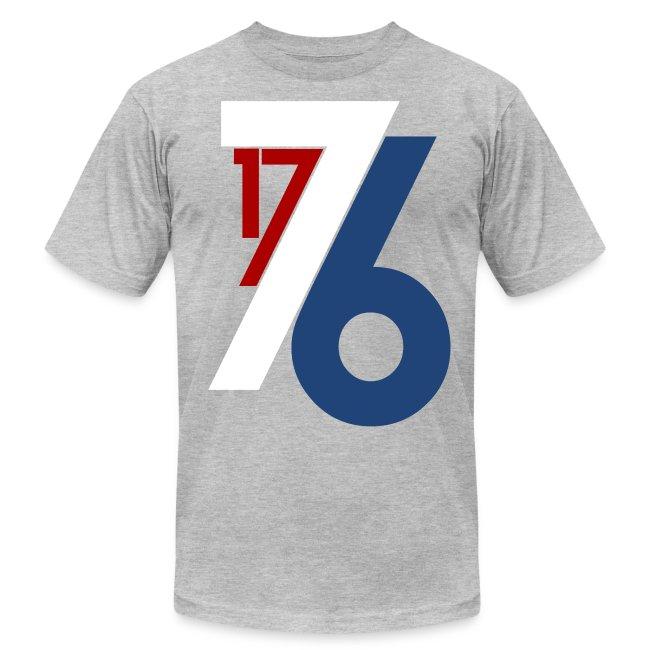 82f74458e1bde ... Americana Monkey America Est in 1776 t shirt 4th of July Mens