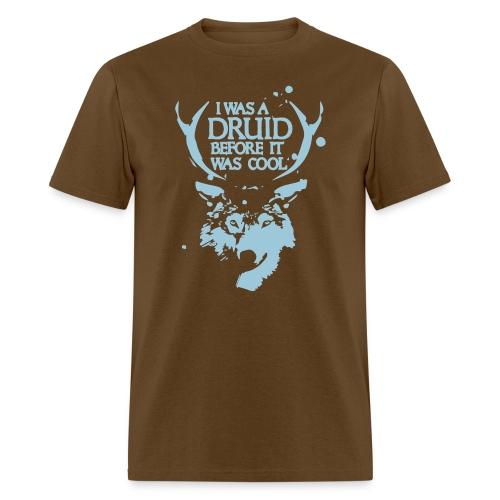 Hipster Druid - Men's T-Shirt