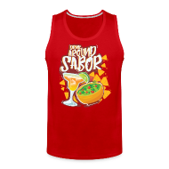 Sportswear ~ Men's Premium Tank ~ Drinking around Sabor Tanktop