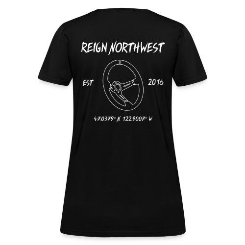 Reign Northwest Team Tee (Womens) - Women's T-Shirt