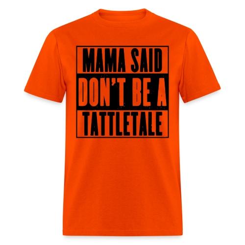 Tattletale - Men's T-Shirt