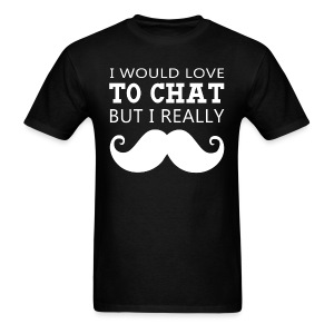 Moustache Men's T-Shirt - Men's T-Shirt