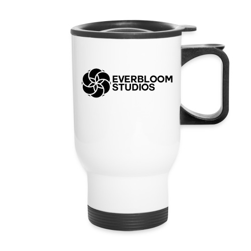 Logo & Text Travelling mug - Travel Mug