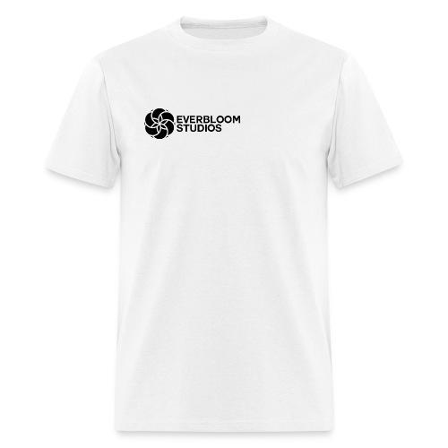 Logo & Text T-Shirt Men Regular - Men's T-Shirt