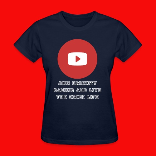 Brickity Subscriber Shirt - Women's T-Shirt