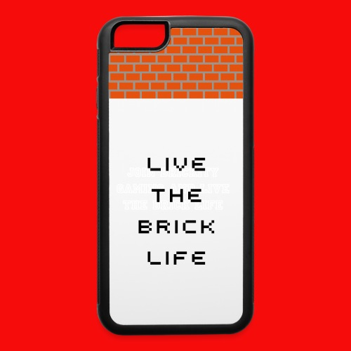Brick Life Phone Case #3 - iPhone 6/6s Rubber Case