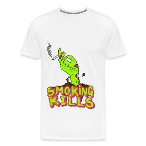 Smoking Kill's - Men's Premium T-Shirt