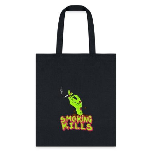 Smoking Kill's Bag - Tote Bag