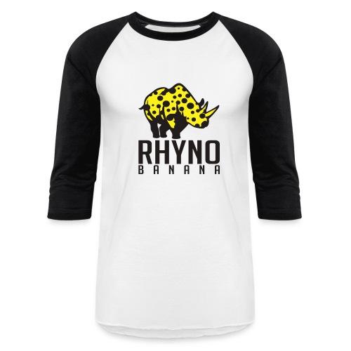 Rhyno Banana  - Baseball T-Shirt