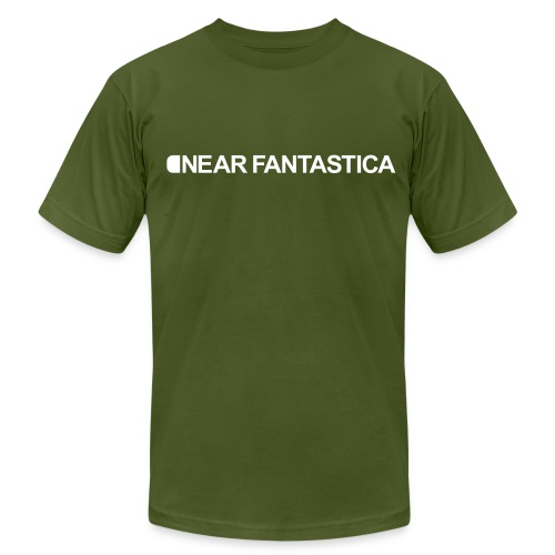 Near Fantastica (Olive) - Men's  Jersey T-Shirt