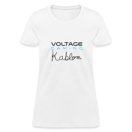 Kablom Women's Autograph T-Shirt - Women's T-Shirt