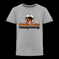 Baby & Toddler Shirts ~ Toddler Premium T-Shirt ~ The Gordie Arena