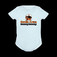 Baby Bodysuits ~ Baby Short Sleeve One Piece ~ The Gordie Arena
