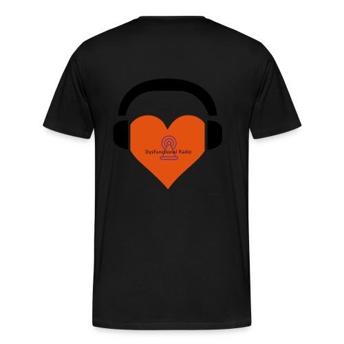 Dysfunctional Radio Shirt - Men's Premium T-Shirt