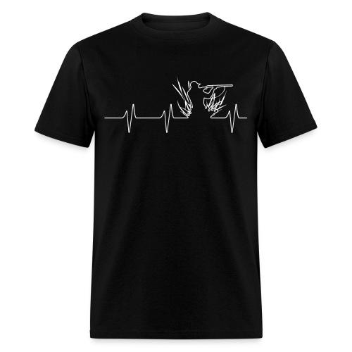 Hunting Gun - Beat - Men's T-Shirt