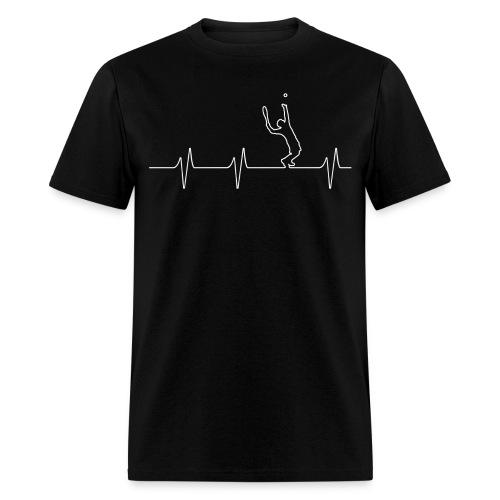 Tennis - Beat - Men's T-Shirt