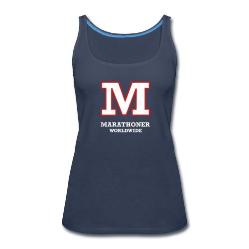 Marathon Worldwide - Women's Premium Tank Top
