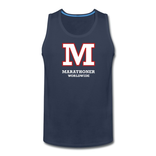 Marathon Worldwide - Men's Premium Tank