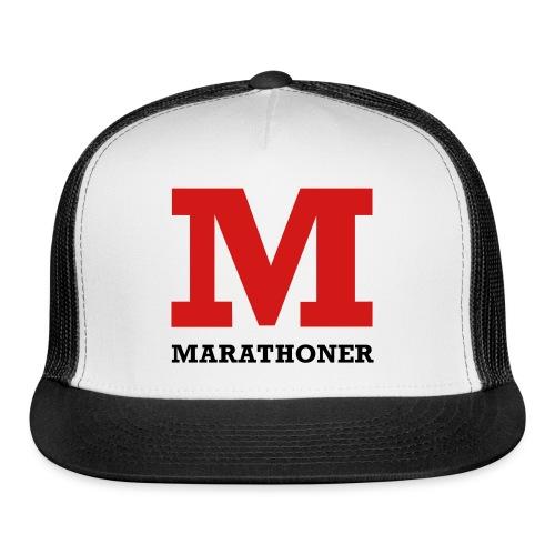 Marathoner - Trucker Cap