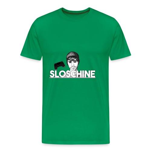 Sloschine's T-shirt  - Men's Premium T-Shirt