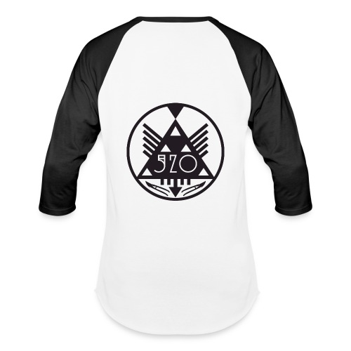 520 THC Apparel - Smokersmoment #3 Chilly - Baseball T-Shirt