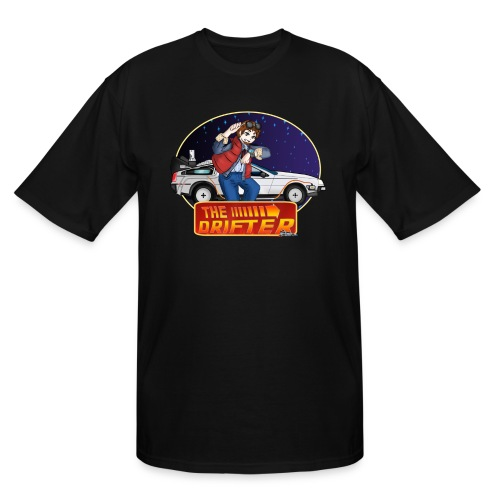 TheDrifter Mens Tee - Men's Tall T-Shirt