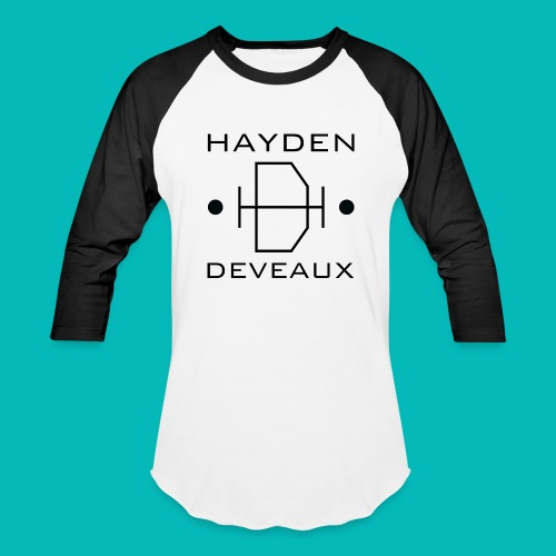 HD Logo Men's Baseball T-Shirt - Baseball T-Shirt