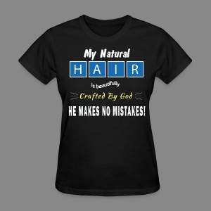 Crafted By God - Women's T-Shirt