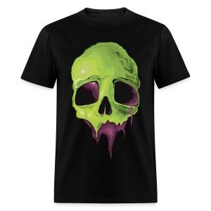 VK Liquid Skull - Men's T-Shirt