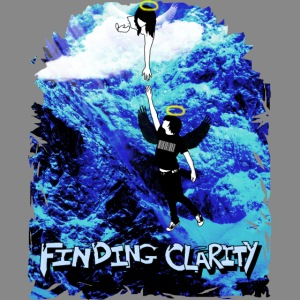 Love Natural Hair Heart (Tank) - Women's Longer Length Fitted Tank