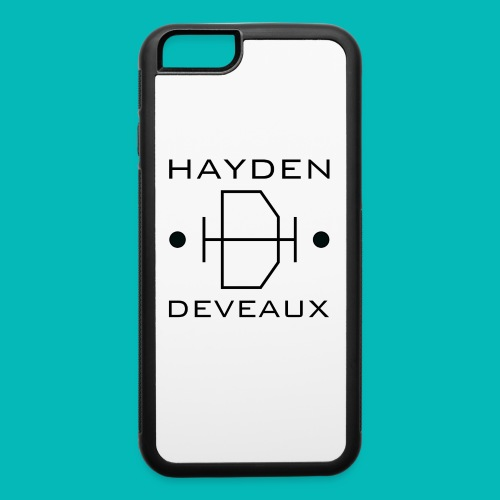 HD Logo iPhone 6/6s Rubber Case - iPhone 6/6s Rubber Case